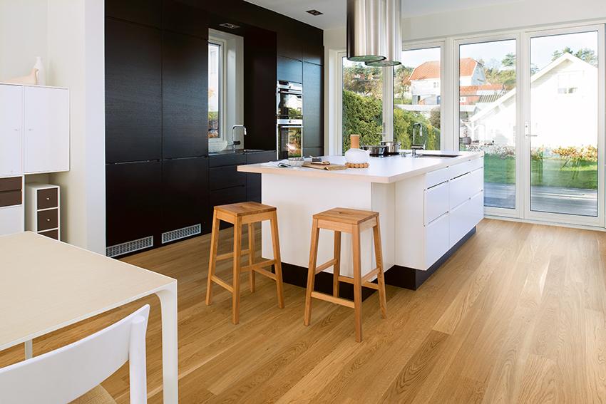 Nordic Oak Andante Plank
