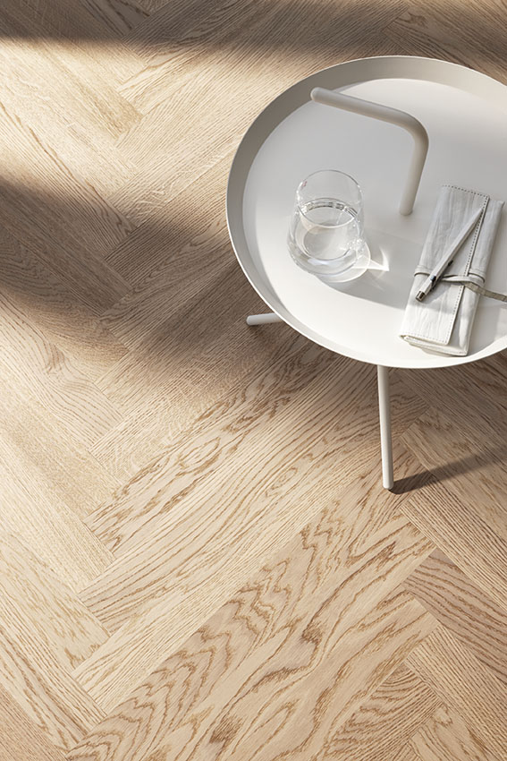 Nordic Oak Nature white Prestige