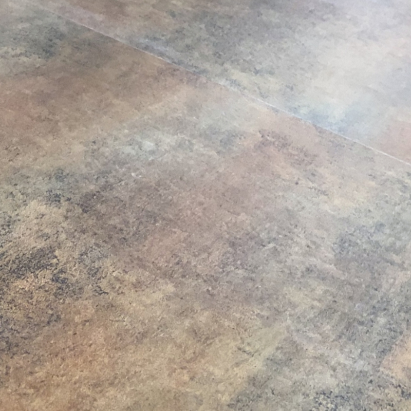 CER WIDE ST 86548 Metal Plate Rusty