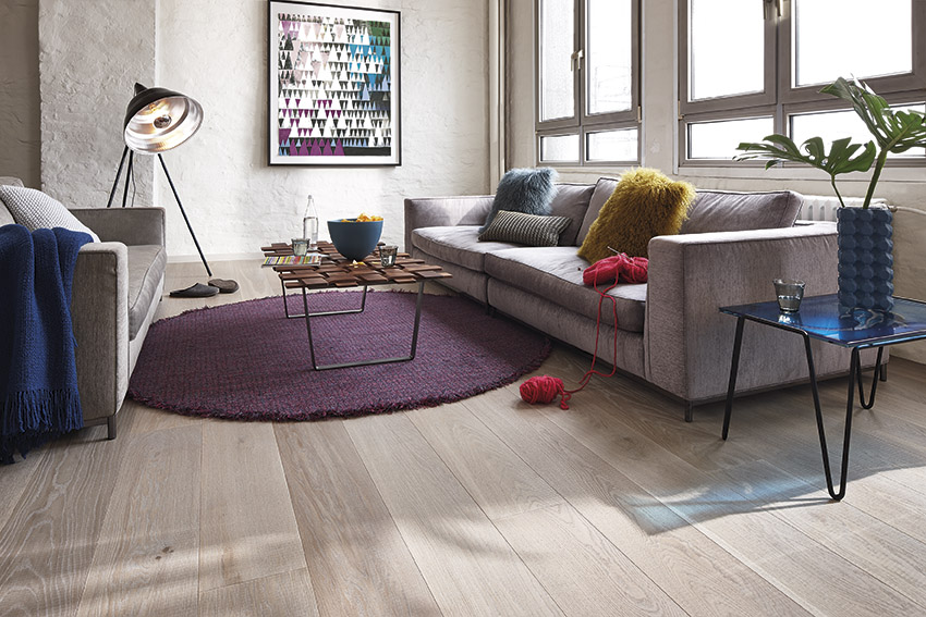 Urban Oak Sandy Grey