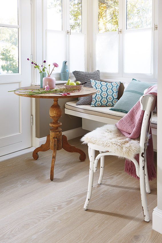 Rustic Oak Grey Harmony Plank